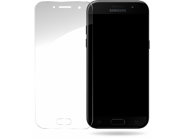 Mobilize Edge-To-Edge Glass Screen Protector Samsung Galaxy A5 2017 Clear