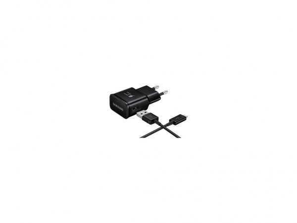EP-TA20EBEUGWW Samsung Quick Travel Charger incl. Micro USB Cable 2.0A Black Bulk